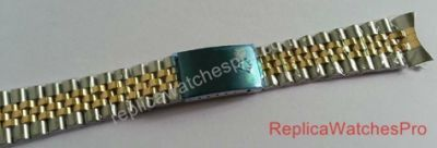 Replacement Rolex Watch Band for sale 2,Tone Old style