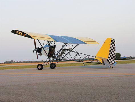 Legal Eagle Xl Bush Plane Microlight Aircraft Experimental Aircraft