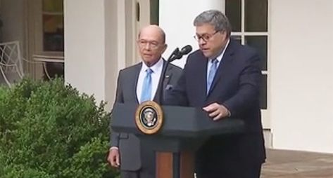 The House has officially voted to hold Attorney General Bill Barr and Commerce Secretary Wilbur Ross in contempt of Congress. Both men refused to abide by a subpoena from the House for documents so they that could investigate actions by both departments. The last person to be held in contempt of Congress was Bill Barr […]
