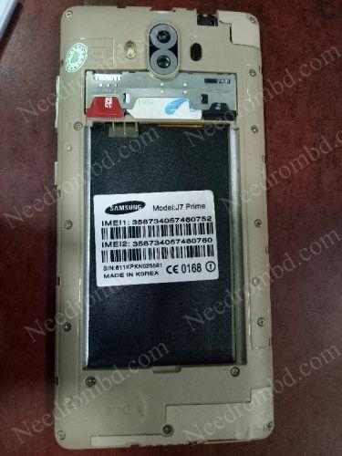 Samsung J7 Prime MT6572 4 4 2 Clone Firmware | Smartphone