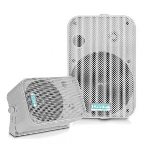 12 Best Outdoor Speakers In 2020 For Patio Or Backyard Outdoor Speakers Best Outdoor Speakers Outdoor Speaker System