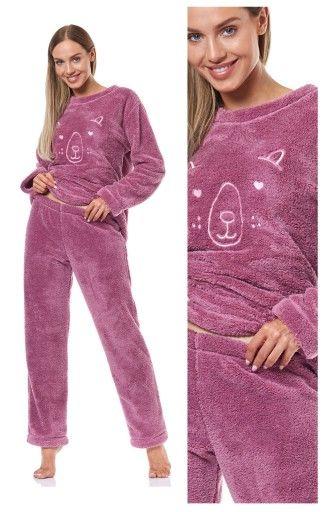Pizama Damski Z Polaru L L 9146 Sliwkowy S 8495540087 Oficjalne Archiwum Allegro Fashion Pajama Pants Pajamas