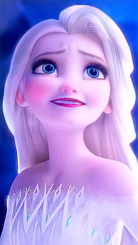 Frozen Elsa - Hd Wallpaper