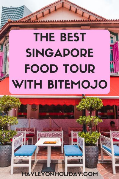 Bitemojo Review The Best Singapore Food Tour Singapore Food Food Tours Singapore Travel