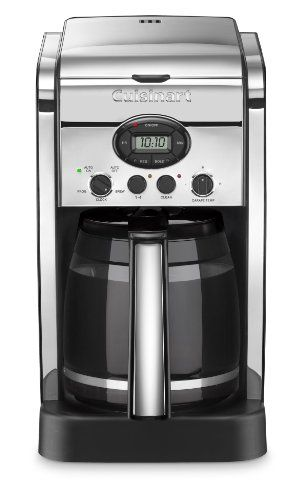 Cuisinart 14 Cup Brew Central Coffee Maker Renewed With Images Best Coffee Grinder Coffee Maker Machine Coffee Maker