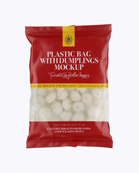 Download Frosted Plastic Bag With Dumplings Matte Finish Mockup In Bag Sack Mockups On Yellow Images Object Mockups Mockup Free Psd Mockup Psd Free Psd Mockups Templates