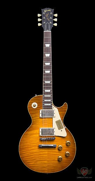 Gibson Custom Collector S Choice 24 Charles Daughtry 1959 Les Paul Nicky Aged Sunburst 109 Condition Brand N Les Paul Gibson Custom Shop Gibson Guitars