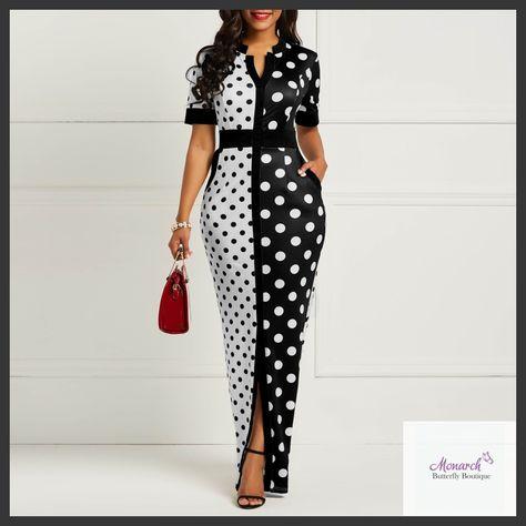 Abijan Dress   #chic #louisvuitton #Womeninbusiness #neimanmarcus #chanel #businesswomen #monarchbutterflyboutique #saks