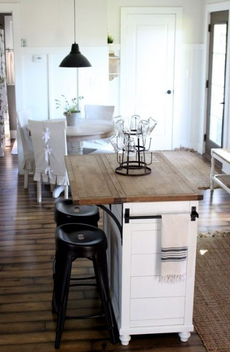 8 Good Kitchen Island Small Apartment Images in 2019 | Small ...
