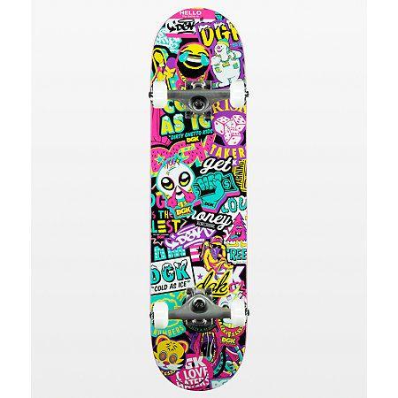 Build Your Own Skateboard At Zumiez Zumiez Build Your Own Skateboard Skateboard Design Diy Deck
