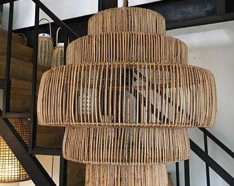 Anka Natural Rattan Pendant Light Free Shipping Worldwide Rattan Pendant Light Pendant Light Wicker Pendant Light