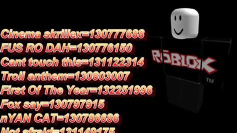 Pin On Roblox Songs