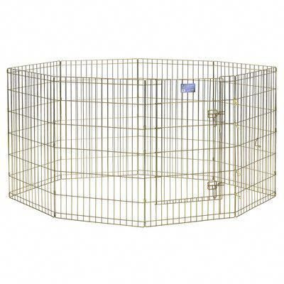 Midwest Homes For Pets Exercise Dog Pen Size Homeexerciseproducts Dog Pen Animal Pen Playpen