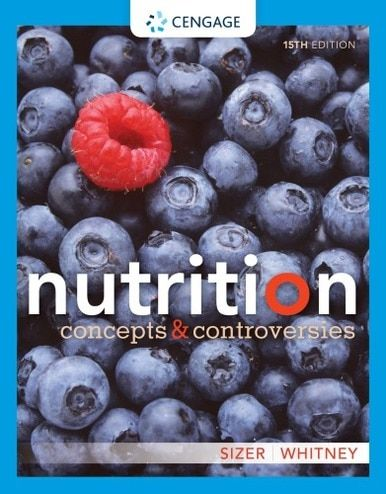 Pdf Nutrition Concepts And Controversies 15th Edition Nutrition Cengage Learning Ebook