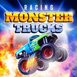 Play Online Games Free Without Downloading Monster Truck Racing Monster Trucks Racing Games