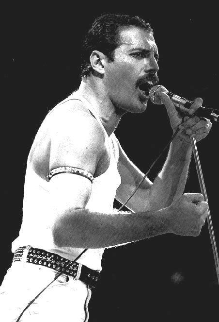 Queen Freddie Mercury Singer Freddie Mercury