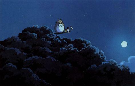HD wallpaper: My Neighbor Totoro, Hayao Miyazaki, anime