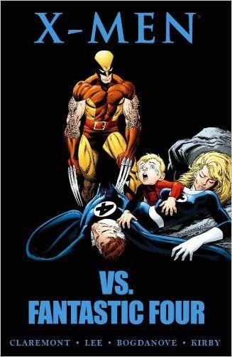 X Men Vs Fantastic Four Marvel Premiere Classic Chris Claremont Pdf Download Pdf Epub Ebook Kindle Free Mobile In 2020 With Images Fantastic Four Marvel X Men Fantastic Four