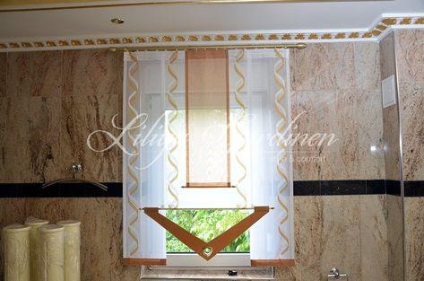 Badezimmer Gardinen Nach Mass Kaufen Fensterdeko Furs Bad
