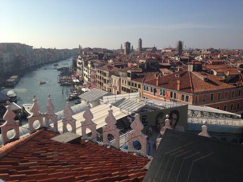 Terrazza Del Fondaco Dei Tedeschi Venezia Opera Sydney