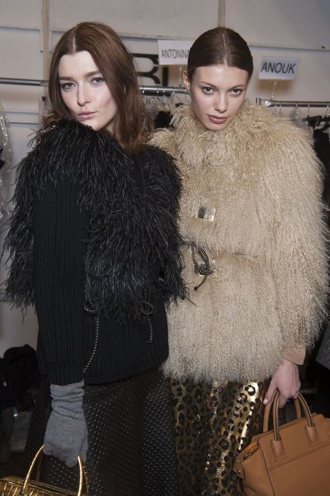 Fall essentials at the MILLY Fall 2014 Runway Show
