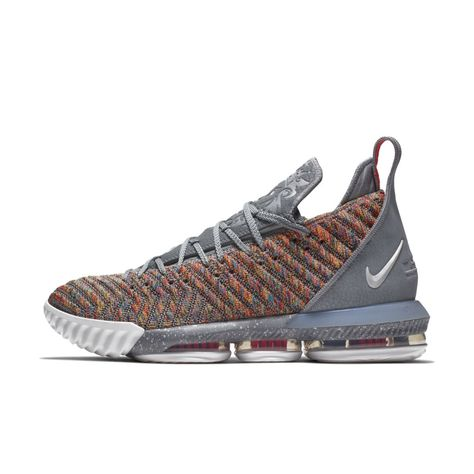 961a028cc06 LeBron 16 Shoe Size 13.5 (Multi-Color)