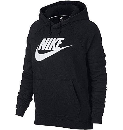Nike Sweat à Capuche Rally Hbr pour Femme: .fr: Vêtements et