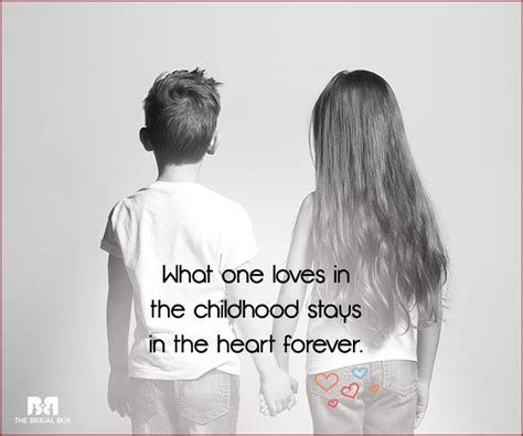 Pin By Nienadz On Love Quotes Childhood Quotes Childhood Love Quotes Love My Kids Quotes
