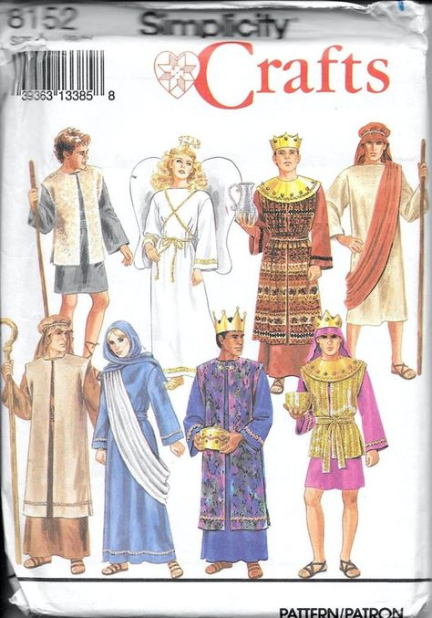 List of Pinterest shepherd costume pattern angel images & shepherd ...