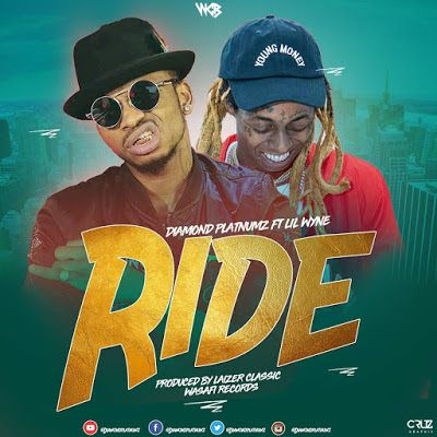 NEW AUDIO | Diamond Platnumz Ft  Lil Wayne - RIDE || Mp3 Download