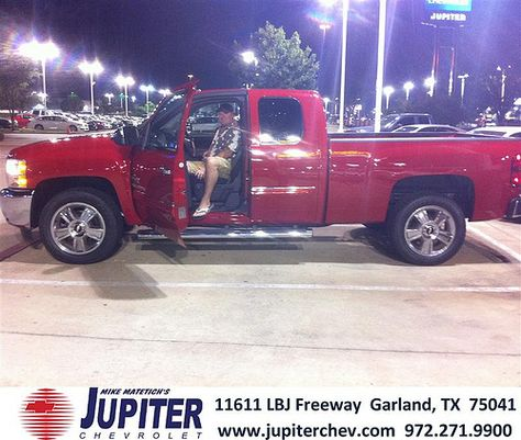 Thank You To James Parsons On The 2013 Chevrolet Silverado 1500 From Michael Hall And Everyone At Jupiter Chevrolet Chevrolet Silverado 1500 Chevrolet Silverado Chevrolet
