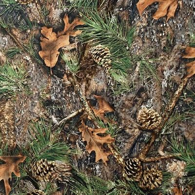 True Timber Mixed Pine Poly Spandex Camo - True Timber Fabrics camo fabrics and camouflage fabrics are offered online by the yard at unbeatable discount prices with True Timber Fabric samples available, quick shipping and unsurpassed customer service.