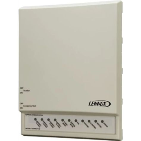 Lennox X9953 Harmony Iii Zone Control System In 2020 Federated