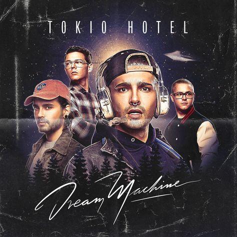 Lado Alexi Tokio Hotel Lado Alexi Met The German Band Tokio Hotel To Shoot The Cover Of Their Latest Album Dream Mach News Klein Photographen Tokio Hotel