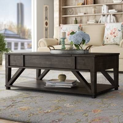 Boutwell Lift Top Coffee Table Home Coffee Tables Coffee Table