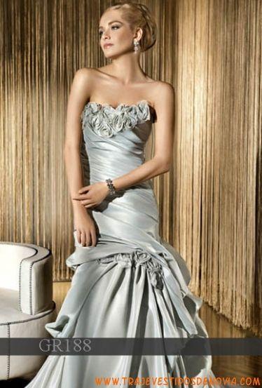 GR188  Vestido de Novia  Demetrios Bride