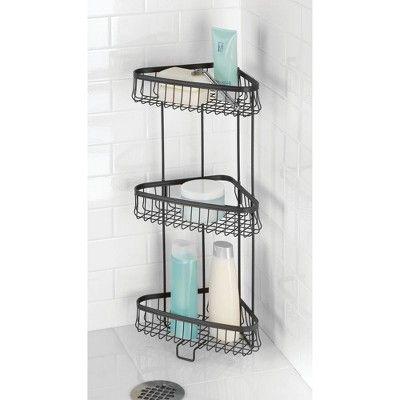 17++ Metal bathroom shelving unit best