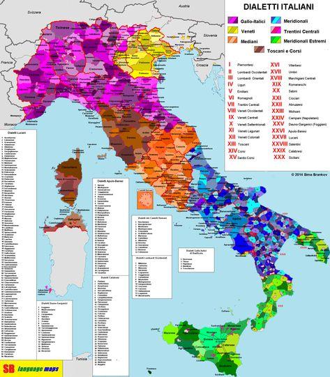 Imagini Pentru Italia Harta Regiuni Hartă Istorie Italia