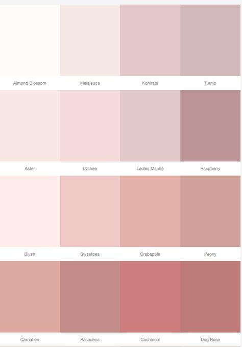28 Ideas For Wallpaper Rose Pastel Girl Rooms Warna Dinding