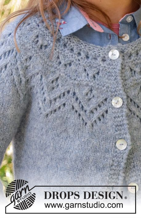 Agnes Drops Children 34 9 Free Knitting Patterns By Drops
