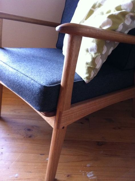 One Piece I Love Making Is Chairs Very Tricky But Very Rewarding