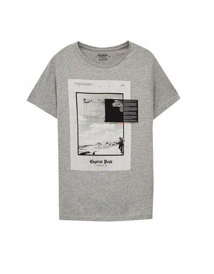 brand new 16bf9 c4d63 Pull And Bear Peanuts Collection | Fashion News | T shirt ...