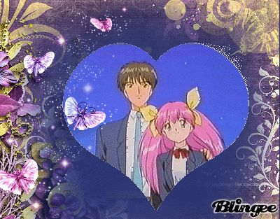 Momako X Yosuke Wedding Peach Anime Manga 3 Pinterest And
