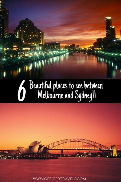 6 Captivating Places To Visit Between Melbourne And Sydney Australia Vacation Australia Travel Australia Itinerary