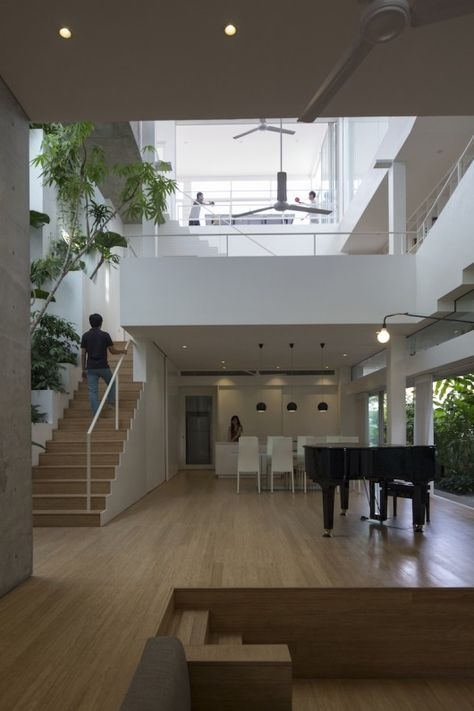 Terrace House / Formwerkz Architects | Architects, House And Architecture