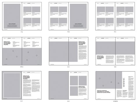 Modere: Product Catalog Grid & Layout System
