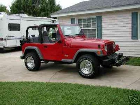 The Best Chris Myers Jeep