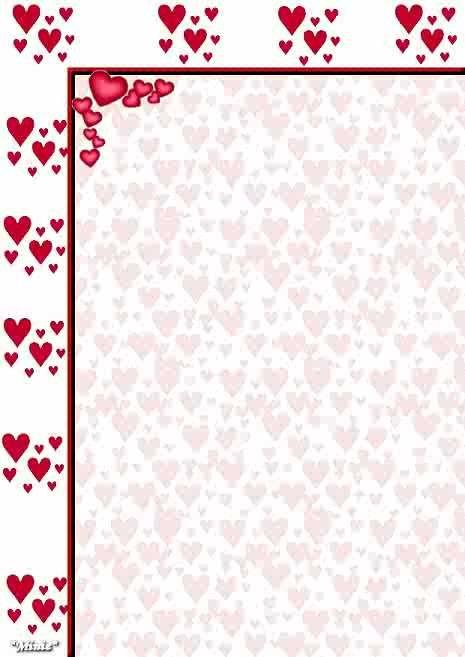 Papel Decorado Para Cartas Para Imprimir Imagui Writing Paper Scrap Paper Cards