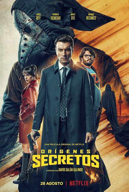 Origenes Secretos 2020 Esp Tt5827790 C Peliculas Peliculas De Superheroes Netflix