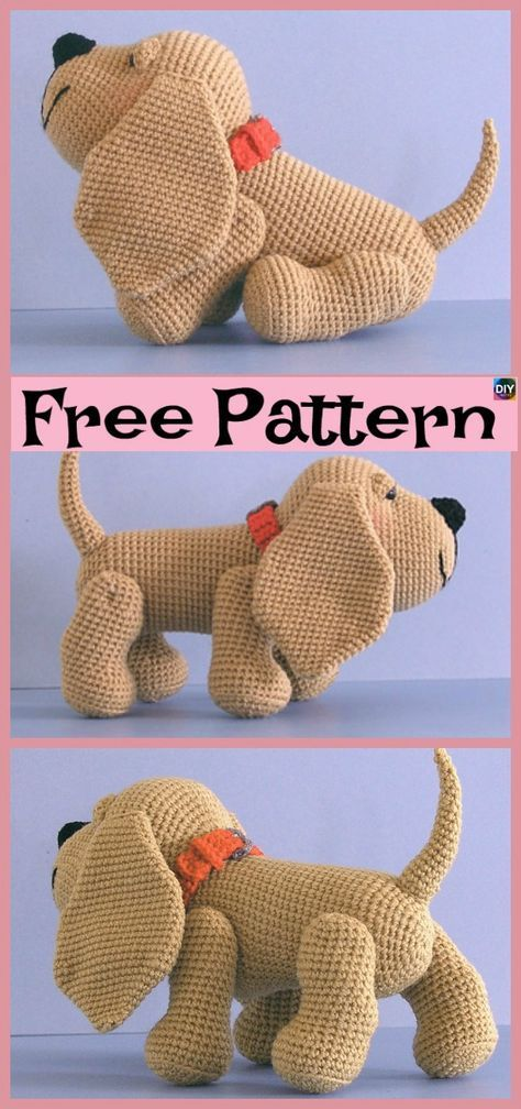 Crochet Animals: 15 Crochet Pattern Collection (With images ... | 1008x474